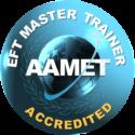 Master Trainer Seal AAMET